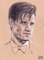 Like You've Seen a Ghost - Doctor Who by Girl-on-the-Moon