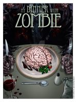 My Dinner With Zombie Colors by ARTTHAM