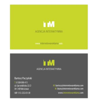 ITM - Business Card by Funialstwo
