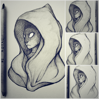 Drawing process by Emthedragoneye