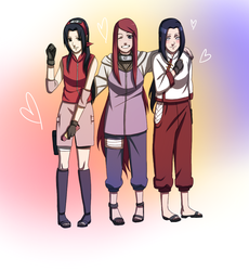 Mother In Laws Naruto by BayneezOne