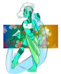 Malachite (Fusion Commission) by ChocolateCake222