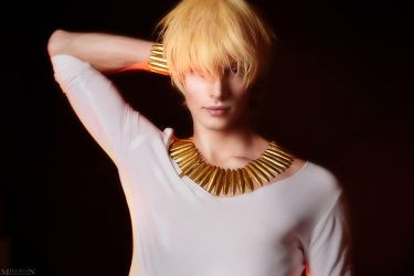Fate/ Stay Night - Gilgamesh by MilliganVick