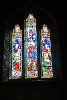 Stained Glass 2 by SusieStock