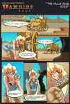 Rawhide Angel Page 1 by sketchiegambit