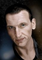 The 9th Doctor by Futurenoir