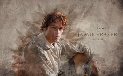 PICTURE, Jamie Fraser by Lid-graphic
