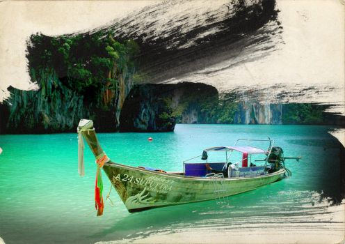 memories of thailand by floesse