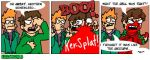 EWcomics No.35 - Nosebleed by eddsworld