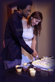 Cake Cut by PINKphotographer