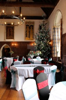 Lympne Castle Christmas 1 by gee231205