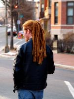 Red-Head Dread-Head by payingforsmiles7