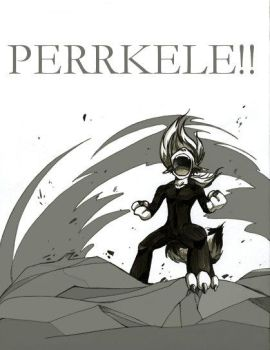 Perkele, starring Wonder-Fetus by Urvelo