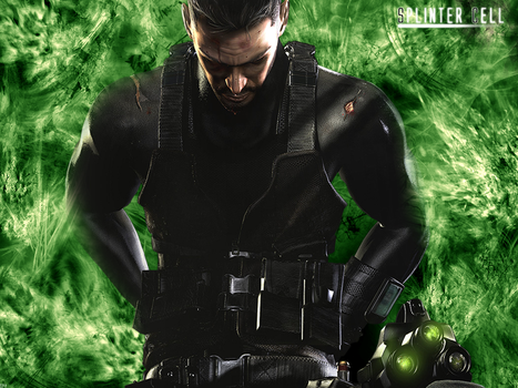 -Splinter Cell- by SpyGfx