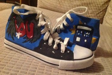 Wholock Shoes by NostalgicPop