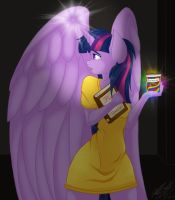 Twilights love spell by bookxworm89