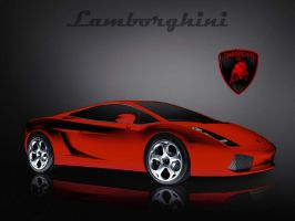 Lamborghini Gallardo by UnlockableDreams