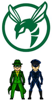 The Green Hornet and Kato by Windwalker44