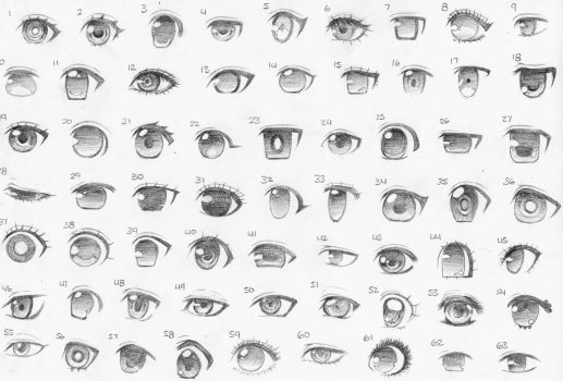 eyeshapes | explore eyeshapes on deviantart