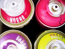 Four Cans by Ransie3