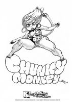 Chunky Monkey by mikey-c