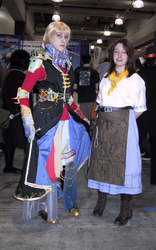 AB 2008 Malon and Faris by plangkye
