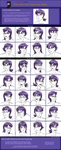 Character Expression Meme - Leif by ErinPtah