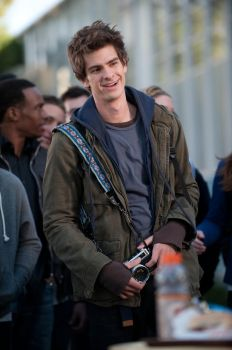 Andrew Garfield by GodWitch
