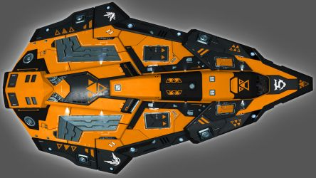 Elite Dangerous - Python Skins 04 by The-5