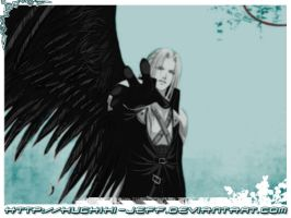 Sephiroth Wants You by Kuchiki-Jeff