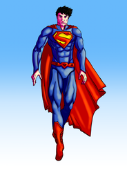 The Man of Steel by Mercvtio
