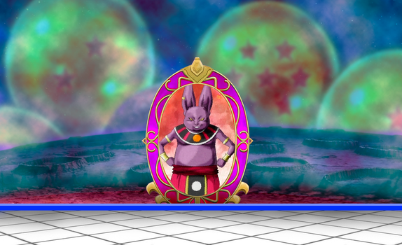 God Tournament Arena Champa Side by RBM-Kyuubi