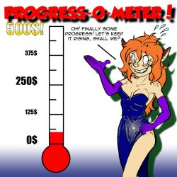 Montreal Comiccon 2014 commission Progress-O-Meter by BD-Ghis