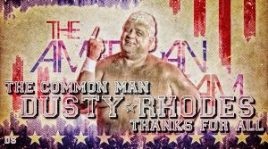 Dusty Rhodes Wallpaper 2015 (R.I.P) by DS951