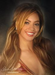 Pretty Face P2 - Beyonce by artistamroashry