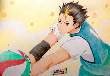 Nishinoya by Risaiwata