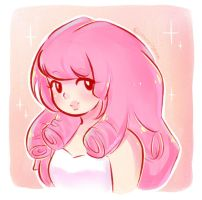 Rose Quartz by iyumei