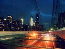 New York (II) by NoFeelingLeftx