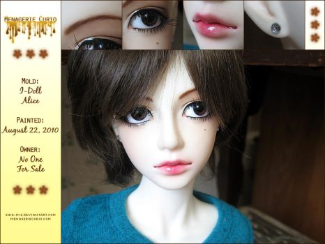 ABJD: Detail Face-Up Breena by shia-mis