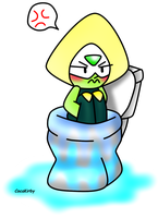 Peridot by cocakirby