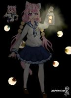 afraid of the dark (competition) - completed by Nyanachii