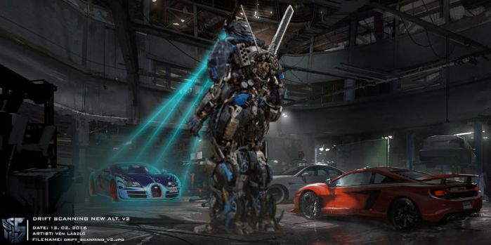 Transformers5 explore transformers5 on deviantart - Autobot drift transformers 5 ...