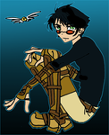 Harry Potter by Talifornia
