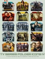 TV Series Folder Icons IV by call-me-special