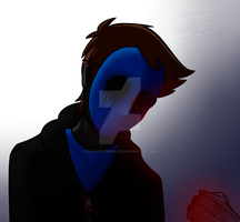 Eyeless Jack by InsanityTheKiller