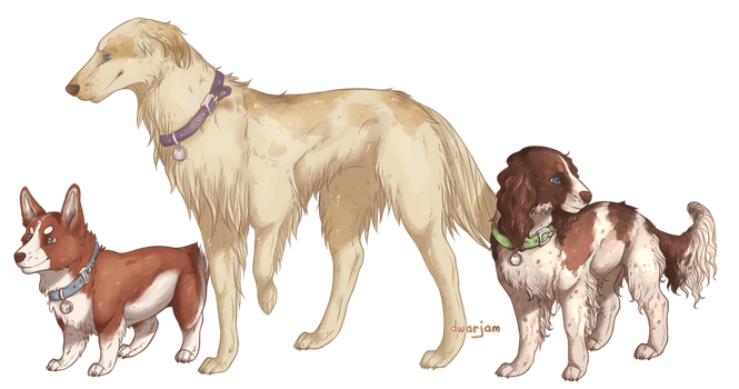 Puppers. by jamm3rs