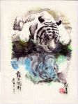 An Image of His Majesty by moyan
