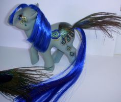 MLP Custom Paisley Peacock by colorscapesart