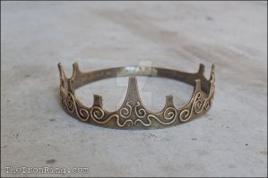 A fantasy crown by TheIronRing