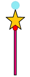 Star Wand of Starlight Kingdom by Starlig